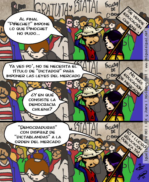 Igualito 003 – En Chile