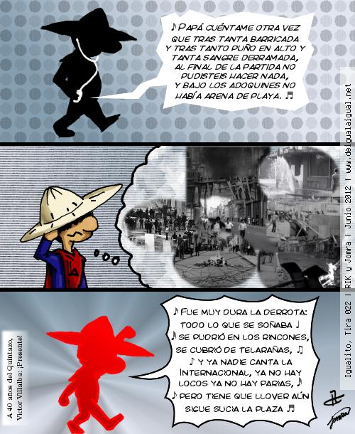 Igualito 022 – la lucha sigue
