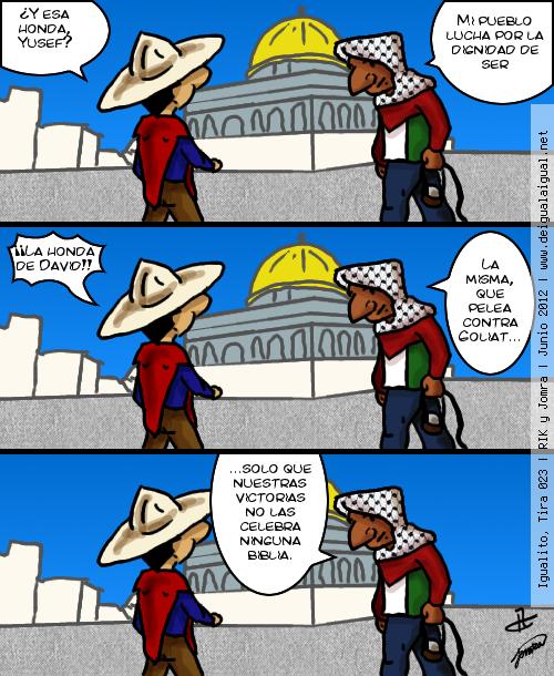 Igualito 023 – en la explanada