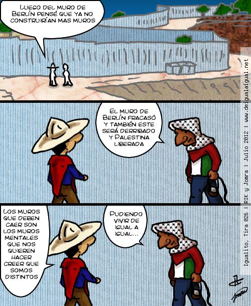 Igualito 026 – ese muro