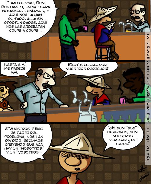Igualito 031 – sin derechos