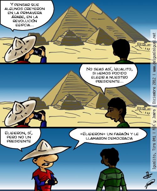 Igualito 041 – Egipto