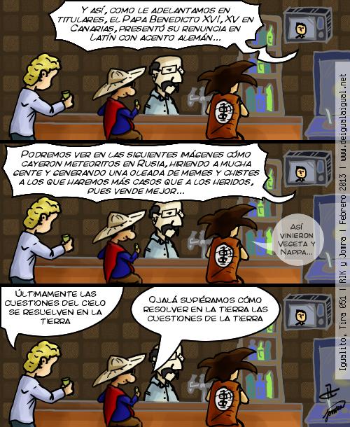 Igualito 051 – problemas
