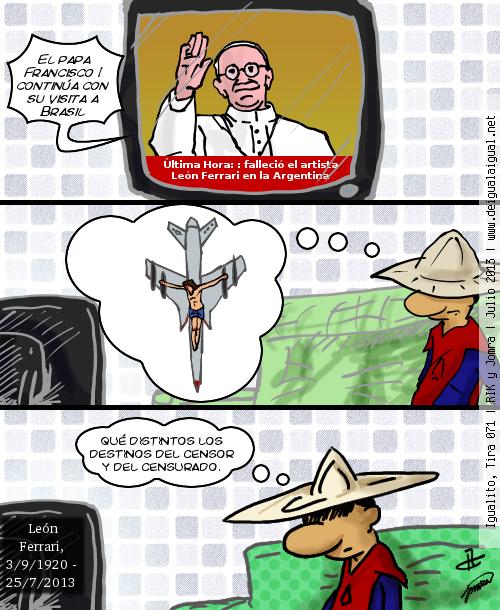 Igualito 071 – homenaje al censurado