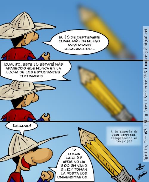 Igualito 078 – lápiz