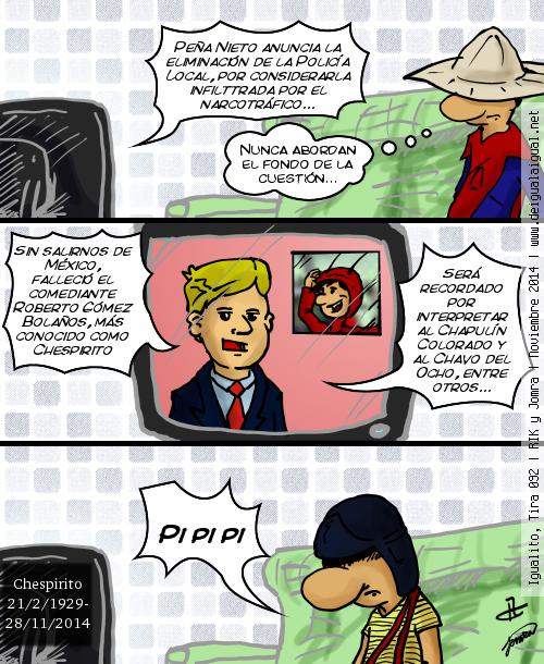 Igualito 092 – Pi pi pi