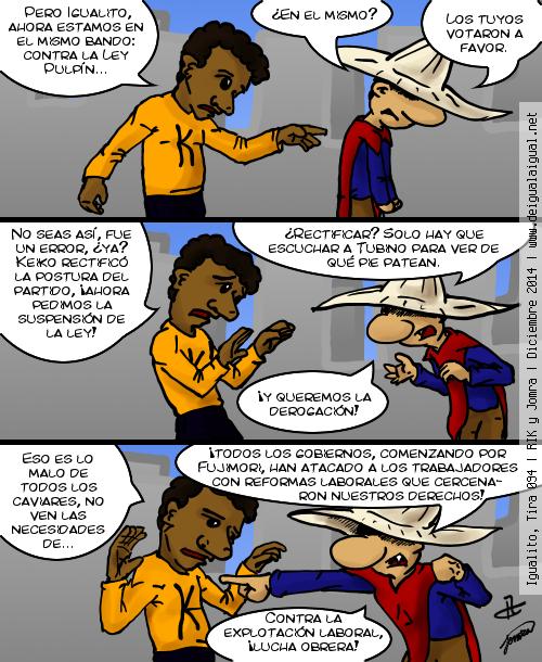 Igualito 094 – ley Pulpín