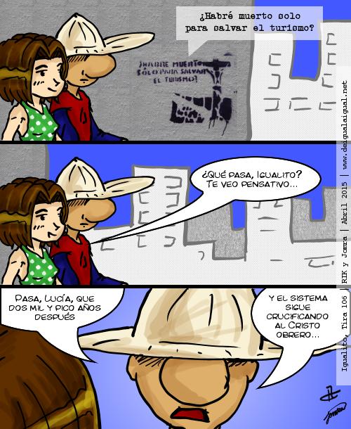 Igualito 106 – el obrero