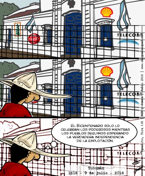 Igualito 136 – Bicentenario